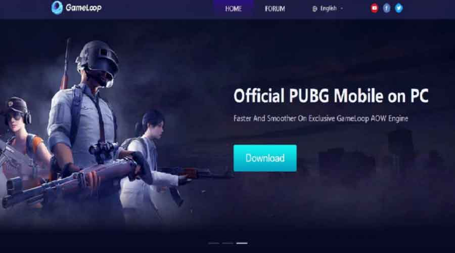 official way to play pubg mobile on a windows pc with gameloop