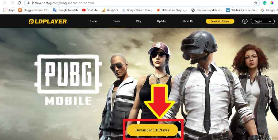 3 Methods To Play PUBG Mobile on a Windows PC or Laptop 3