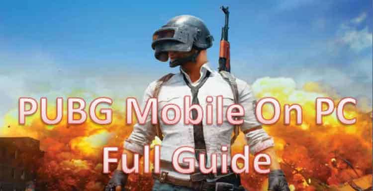 3 methods to play pubg mobile on a windows pc