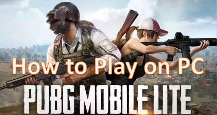 how to play pubg mobile lite on gameloop PC emulator