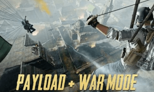 payloadxwar mode pubg mobile
