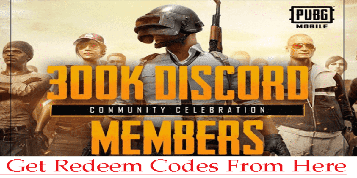 get all new redeem codes before in pubg mobile