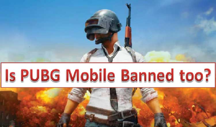 is pubg mobile banned in India?