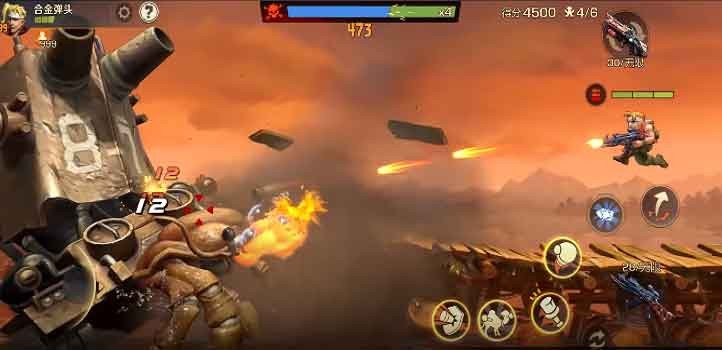 Metal Slug Mobile Version Announced by Tencent Games| Coming Soon 1