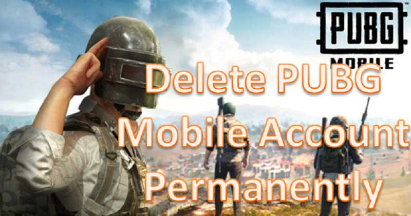 two ways to delete your pubg mobile account