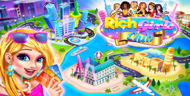 Rich Girl Shopping Mobile​Rich Girl Shopping game for Mobile​