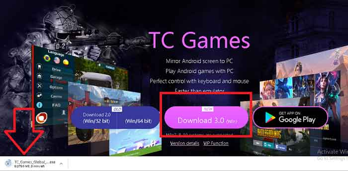 download TC games on your PC