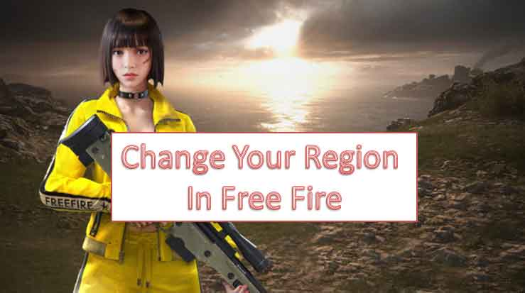 how to change region in free fire with vpn without getting banned