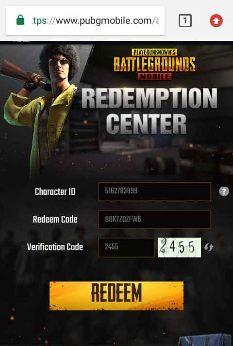 how to redeem legendary outfit with new redeem code