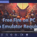Garena Free Fire on Computer(PC) without using emulator