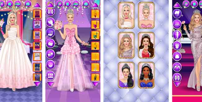 Prom Queen Dress Up Game for Android