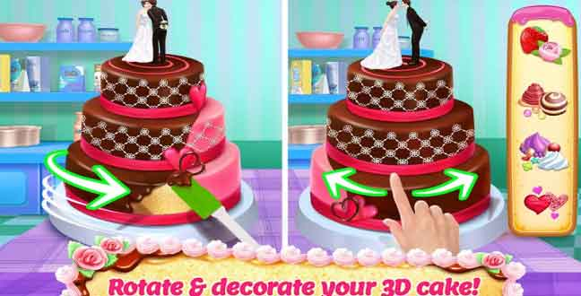 Real Cake Maker By CoCo for girls and kids