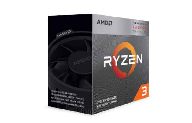 get a ryzen 3 3500g for streaming pc under low price