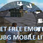 how to unlock emote for free in pubg mobile