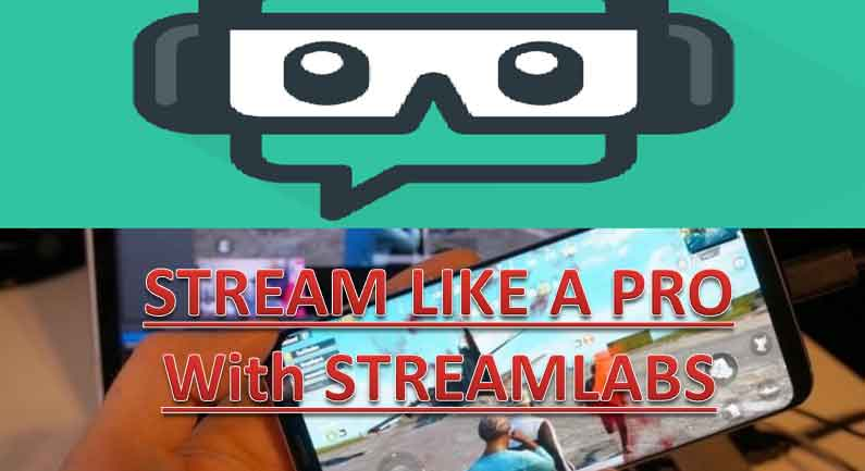 Streamlabs: Best Way to Live Stream PUBG from PC​