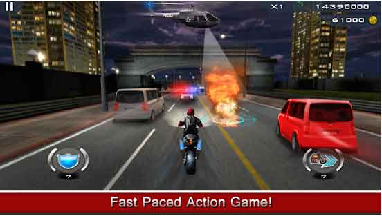 Dhoom 3- The Bollywood Game