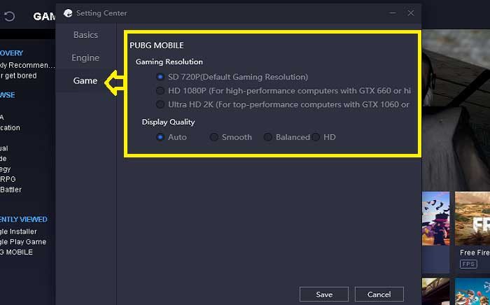 GameLoop Settings Guide for Best Performance and Lag Fix 5