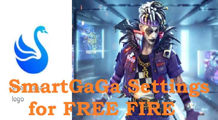 best smartgaga emulator settings for free fire