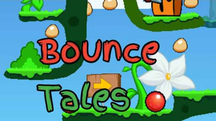 How to play Bounce Tales Nokia Red ball game on android, iphone and pc