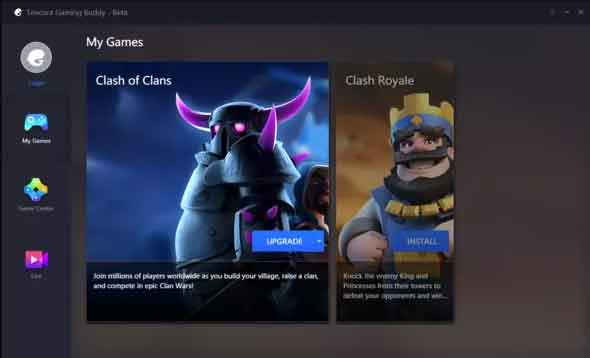 Play Clash of Clans on PC Gameloop