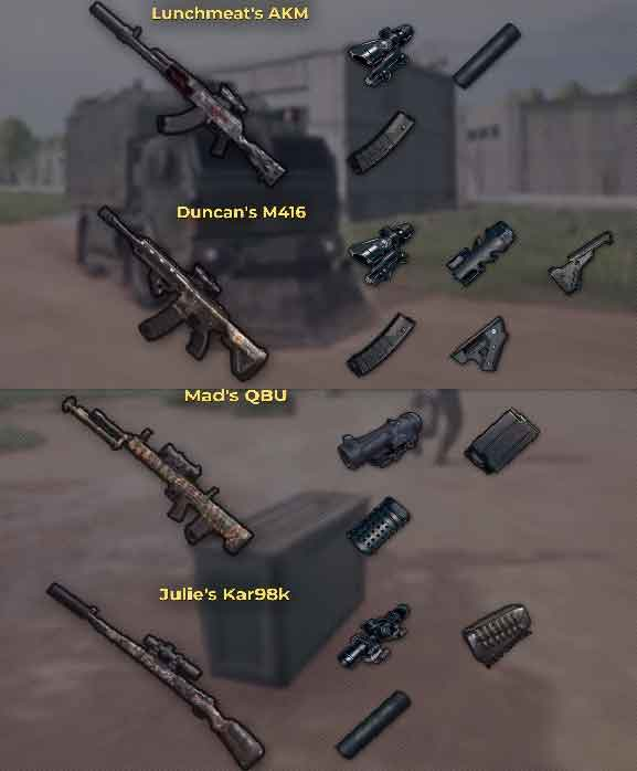 PUBG Loot Truck Facts and Tips 2