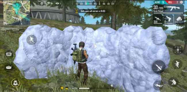 best ways to use gloo wall fast in free fire