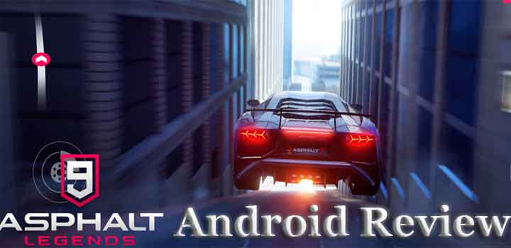 asphalt 9 legends gameplay on android mobile review
