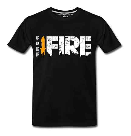 Best Free Fire T Shirts in 2021| Honest Review 2