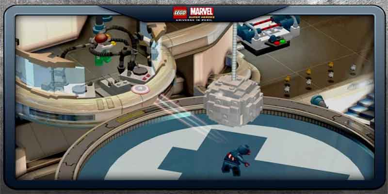 Lego Marvel game for android