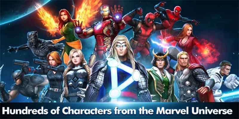 Avengers Fight games for android