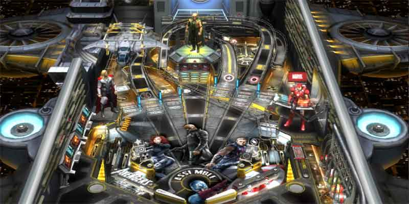 best marvel pinball game for free