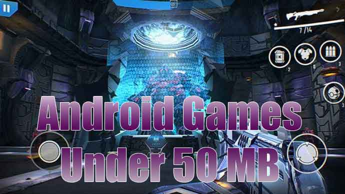 best 50mb mobile games in 2021