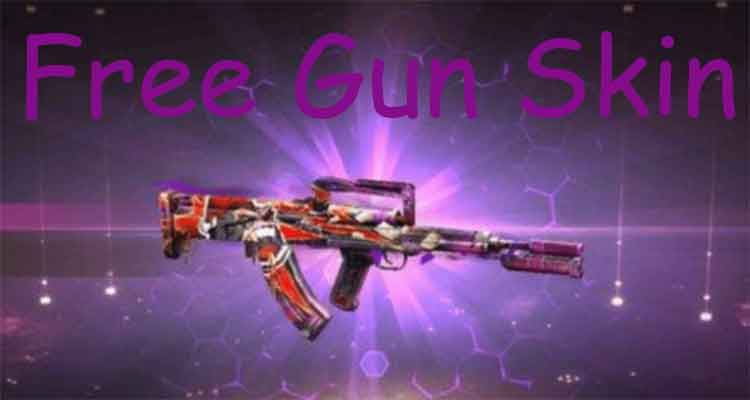 free fire gun skin hack new