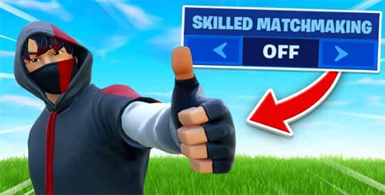 how to disable Fortnite SBMM in Xbox
