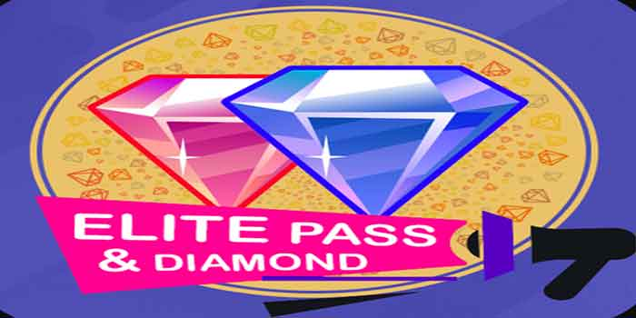 how to win elite pass & diamond for free fire