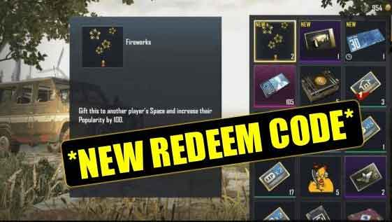 New PUBG Mobile Lite Redeem Codes for 2021 2